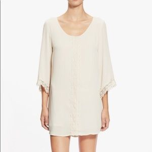 🆕 NWT - ASTR Lace Trim Shift Dress 🆕